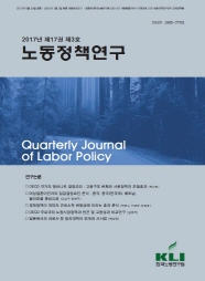 Quarterly Journal of Labor Policy (Vol. 17, Issue 3)