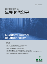 Quarterly Journal of Labor Policy (Vol. 18, Issue 4)
