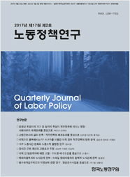 Quarterly Journal of Labor Policy (Vol. 17, Issue 2)