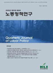 Quarterly Journal of Labor Policy (Vol.20, Issue 3)