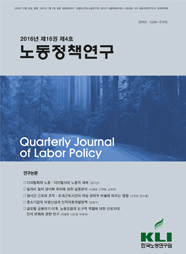 Quarterly Journal of Labor Policy (Vol. 16, Issue 4)